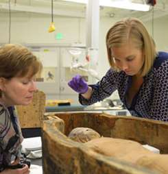 Banner image for Scientists in Action: Ancient Mummies New Discoveries [Broadcast Archive]