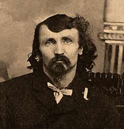 Banner image for The Curious Case of Colorado Cannibal Alferd Packer