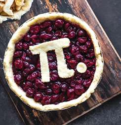 Banner image for The Great Debate: Pi vs. Pie